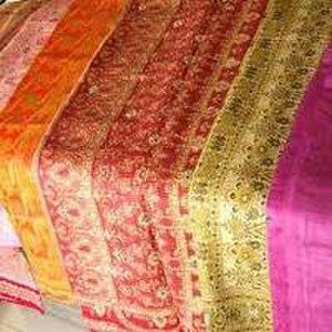 Gopalpur Tussar Fabrics - Image: Tussar Fabrics
