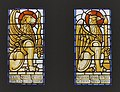 Twee glas in loodramen in de synagoge te Enschede - Enschede - 20338417 - RCE.jpg