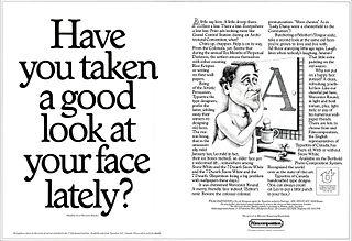 Les Usherwood Typographer and typeface designer