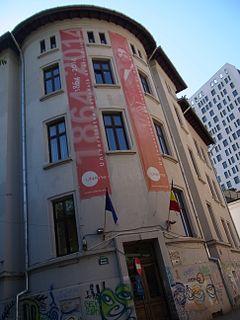 Bucharest National University of Arts Romanian art school