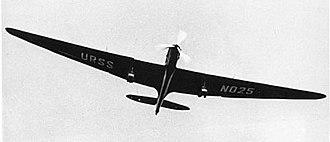 Tupolev ANT-25 - RD N025 in flight