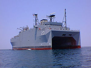 USNS Impeccable (T-AGOS-23) - Wikipedia, the free encyclopedia