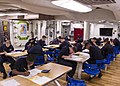 USS Fitzgerald Sailors take the E-4 advancement exam 160317-N-GW139-018.jpg