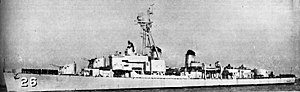 USS Harry F. Bauer (DM-26)