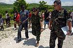 USS Kearsarge medical personnel conduct medical assessment in Haiti DVIDS117266.jpg