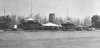 USS Onondaga (1863) - Image: USS Onondaga 63173