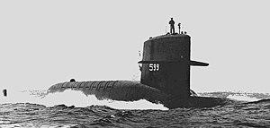 Jay A. DeLoach - Image: USS Patrick Henry (SSBN 599)