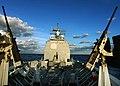 US Navy 021103-N-3235P-507 USS San Jacinto in the Atlantic Ocean.jpg