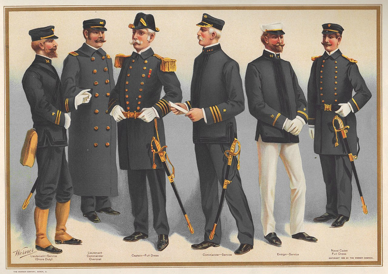 d8254879 Uniforms of the United States Navy - Wikiwand