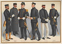 23faf2f252a Uniforms of the United States Navy - Wikipedia