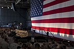 US Vice President Joe Biden speaks to Marines, sailors and their families at Marine Corps Base Hawaii 110825-M-TN436-903.jpg