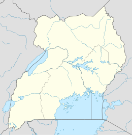 Kampala is located in Uqanda