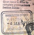 Uk heathrow entry visa.JPG