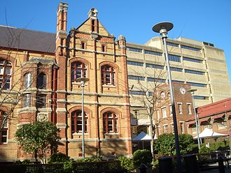 Sydney Technical College - Image: Ultimo Sydney Institute 4