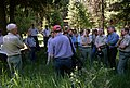 Umatilla National Forest BMDA staff meet with Oregon Governor Kitzhaber & FS Chief Dombeck (36070221183).jpg