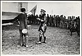 Umberto Nobile foran en luftskipsgondol på Ciampino-flyplassen, 1926 (8889622456).jpg