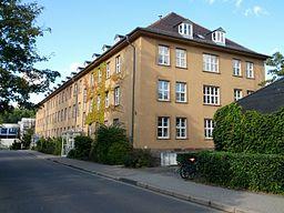 Campus in Saarbrücken