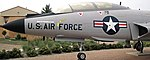 United States Air Force - McDonnell Aircraft F-101B Voodoo interceptor-fighter plane 3 (44054162132).jpg