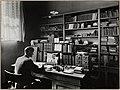 Universitetsbibliotekar Jens Lindberg (1893-1950), Universitetsbiblioteket (9563848008).jpg