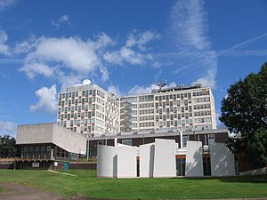 Allestree - University of Derby, main campus