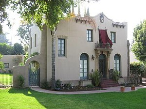Upton Sinclair House - Image: Upton Sinclair House 186 sm