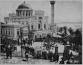 V.M. Doroshevich-East and War-Hamidiye Mosque during Salamlik.png