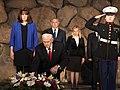 VP Mike Pence visits Yad Vashem Holocaust Museum (39152597674).jpg