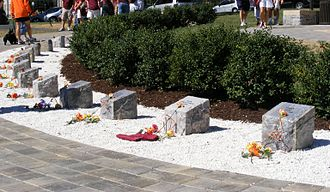 Mass murder - Student Seung-Hui Cho killed 32 people and injured several others on Virginia Tech's campus in 2007.