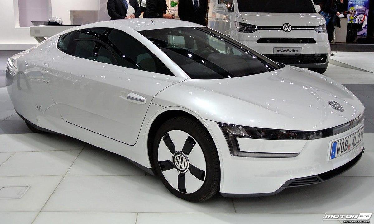 Volkswagen XL1 - Wikipedia, la enciclopedia libre