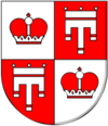 Coat of airms o Vaduz