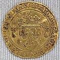 Valois, carlo viii, scudo d'oro di bretagna, 1491.JPG