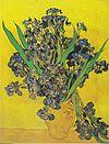 Van Gogh - Vase mit Iris vor gelbem Hintergrund.jpeg