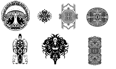 Various accessories-symbols.png