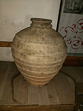 Vase made of clay to keep liquids.jpg