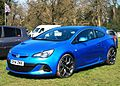 Vauxhall Astra VXR (GTC) 3-door hatchback 2-litre turbo 1998cc registered March 2014.JPG