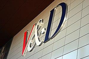 V&D - Image: Vdlogo
