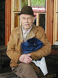 Veikko Huovinen Finnish writer