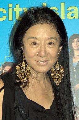Vera Wang at the 2009 Tribeca Film Festival