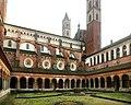 Vercelli, sant'andrea, chiostro, 06.jpg