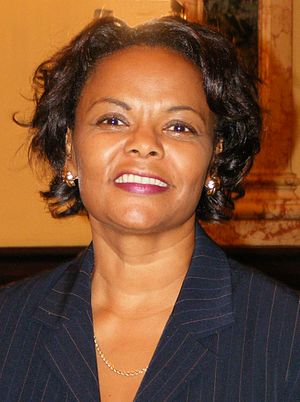 Baltimore City Senate Delegation - Image: Verna L. Jones (2007)