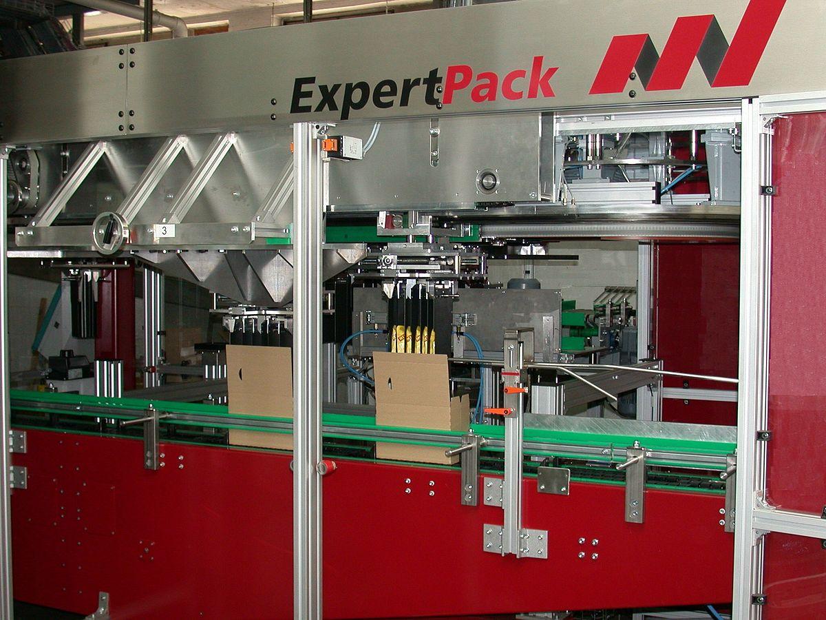 Verpackungsmaschine Wikipedia