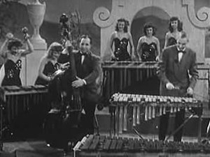 Bestand:Vibraphone Orchestra, early 1940s.ogv
