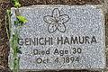 Victoria, BC - Ross Bay Cemetery - gravestone near Japanese pioneer memorial 02 (20277357938).jpg