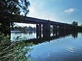Victoria Bridge - Nepean River - Penrith NSW (5554676422).jpg