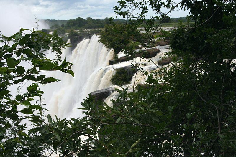 File:Victoria Falls - Zambian side - panoramio (1).jpg