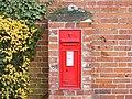 Victoria Post Box in Church Street - geograph.org.uk - 1037103.jpg