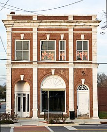 Vidalia Commercial Historic District Wikipedia