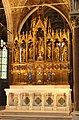Vienna-Alsergrund, Votive Church, the main altar.JPG