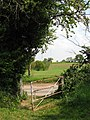View from the churchyard gate - geograph.org.uk - 1281230.jpg