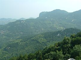 View of Mount Daqishan, Tuanfeng County, Huanggang, Hubei.jpeg